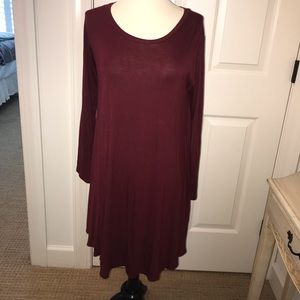 Dresses & Skirts - Garnet long sleeve dress